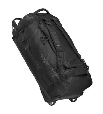 Eagle Creek - 90L waterproof, abrasion resistant, rolling duffel.