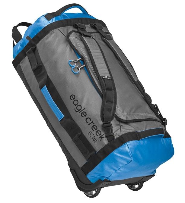 Eagle Creek™ - 90L waterproof, abrasion resistant, rolling duffel.