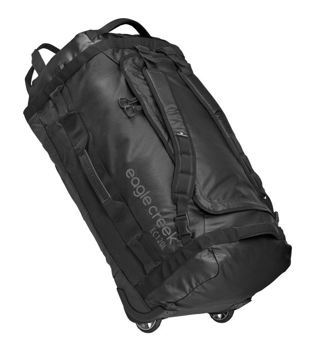 Eagle Creek - 120L waterproof, abrasion resistant, rolling duffel.