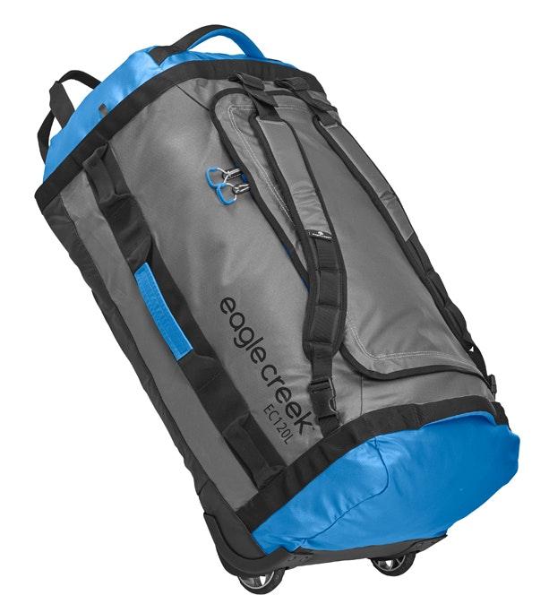 Eagle Creek - 120L waterproof, abrasion resistant, rolling duffel.