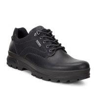 Low-cut, rugged, waterproof walking boot.