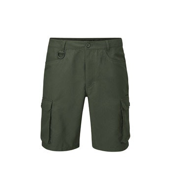 Rugged, outdoor walking short.