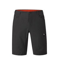 High-wicking stretch shorts for active and outdoor use.