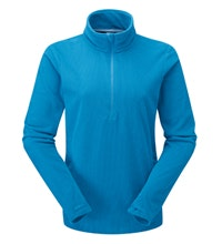 A clever, light and ultra-breathable fleece.