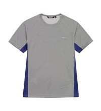 Moisture-wicking, anti-bacterial performance T.