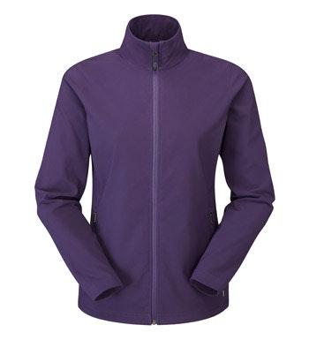 A super comfortable, shower-resistant softshell jacket.
