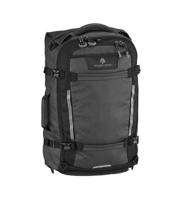 Gear Hauler - Eagle Creek - sturdy backpack with multiple carry options.
