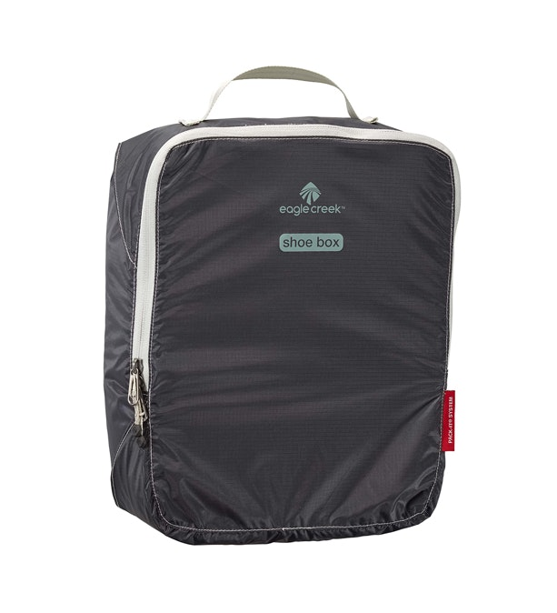 Pack It™ Specter Multi Shoe Cube - Eagle Creek - travel storage bag for carrying up to 3 pairs of shoes.
