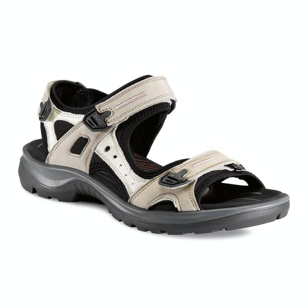 Ecco Offroad Yucatan - Rugged walking sandals for the summer months.