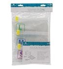 View Pack-It™ Compression Set S - M - L - Clear