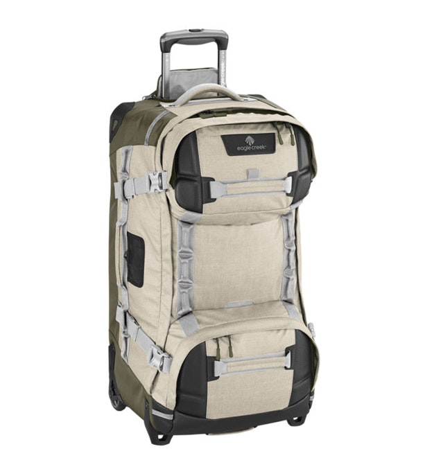 Eagle Creek - Durable, weather-resistant 98L wheeled suitcase.