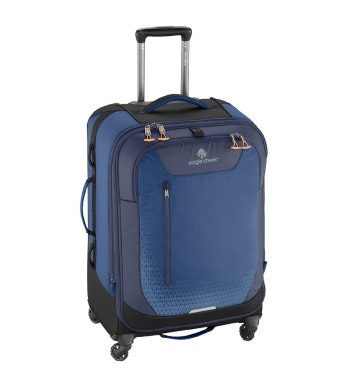 Eagle Creek - Lightweight, 4-wheeled 80L suitcase.