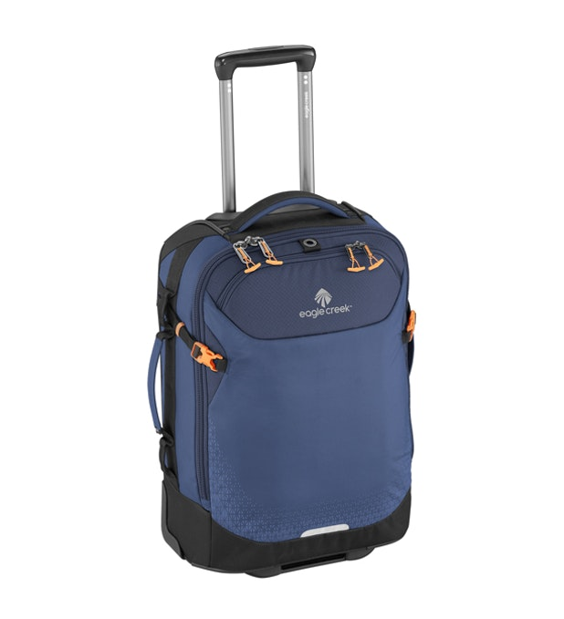 Expanse Convertible International Carry On - Eagle Creek - 30L wheeled carry on that converts to a backpack.