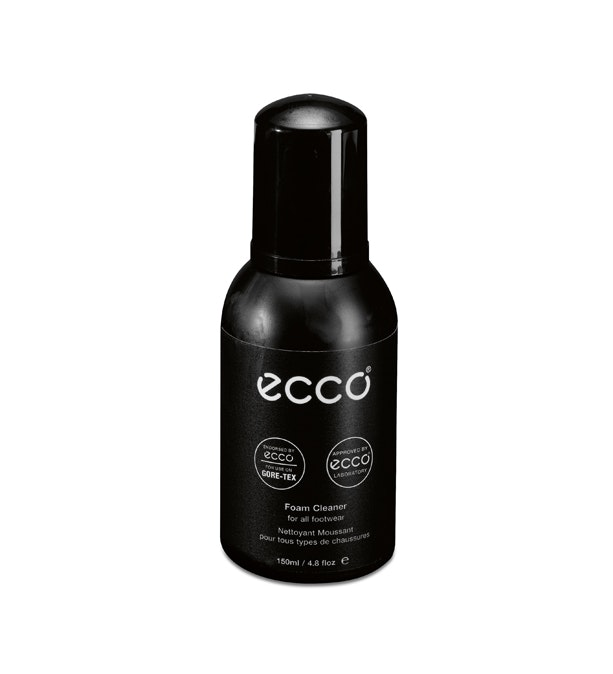 ECCO Foam Cleaner - Water-based foam cleaner for ECCO shoes.