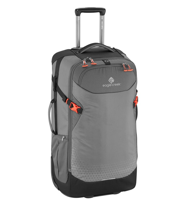 Eagle Creek - 78L suitcase that converts to a backpack.