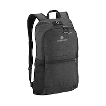 Packable, lightweight 13L daypack.