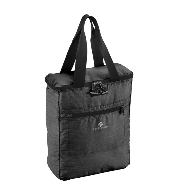 Packable Tote/Pack - Lightweight 18L tote that converts to a backpack.