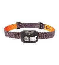 Comfortable, multi-functional headlamp.