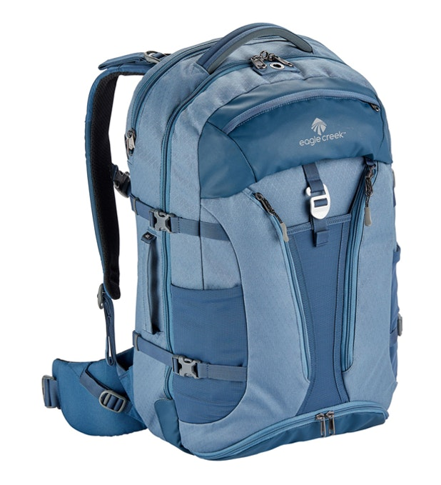 Global Companion 40L - The perfect organised travel aid.