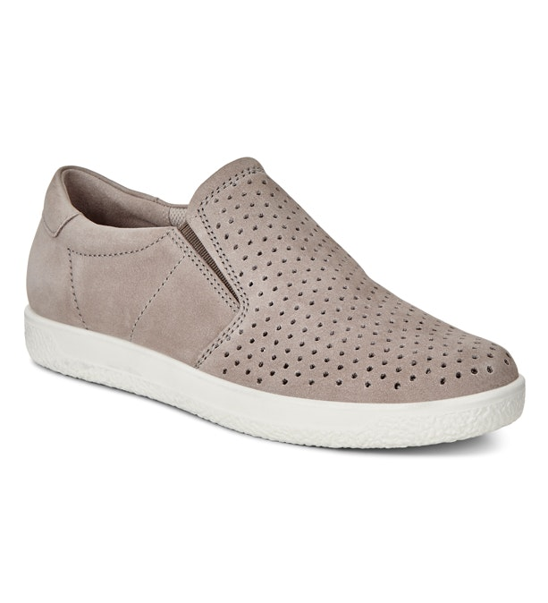 Ecco Soft 1 - Lightweight slip on shoes.