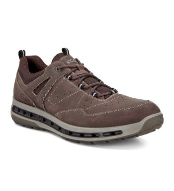 Waterproof outdoor and travel shoes.