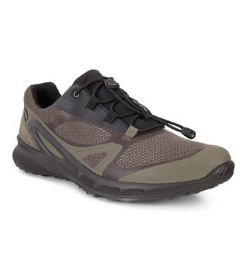 Active outdoor shoe.