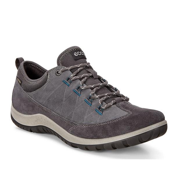 Ecco Aspina Rora GTX - Casual waterproof walking shoe.