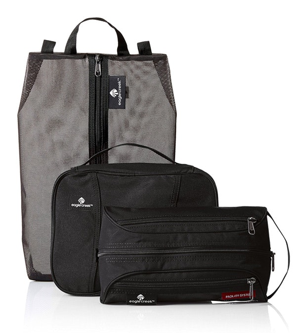 Eagle Creek™ - handy travel bag set.