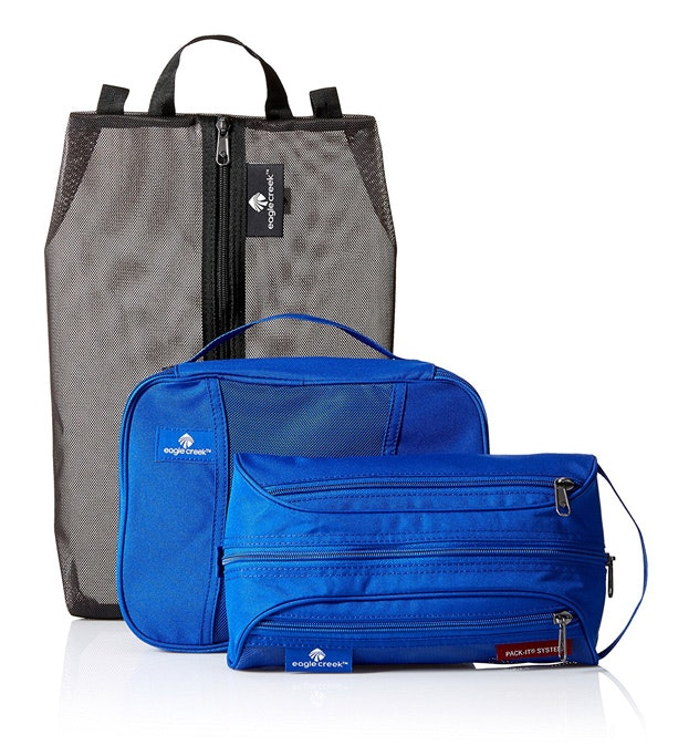 Stow-N-Go Set - Eagle Creek™ - handy travel bag set.