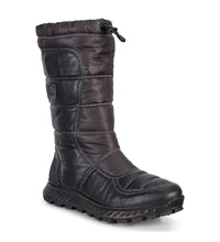 Waterproof winter boots.