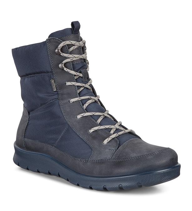 65dda7c7fdb49 Women's Ecco Babett Lace Up Boot GTX - Waterproof mid-cut lace up boot.