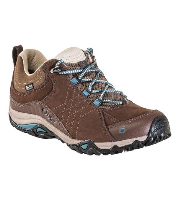 Oboz Sapphire Low B Dry - Comfortable waterproof walking shoe
