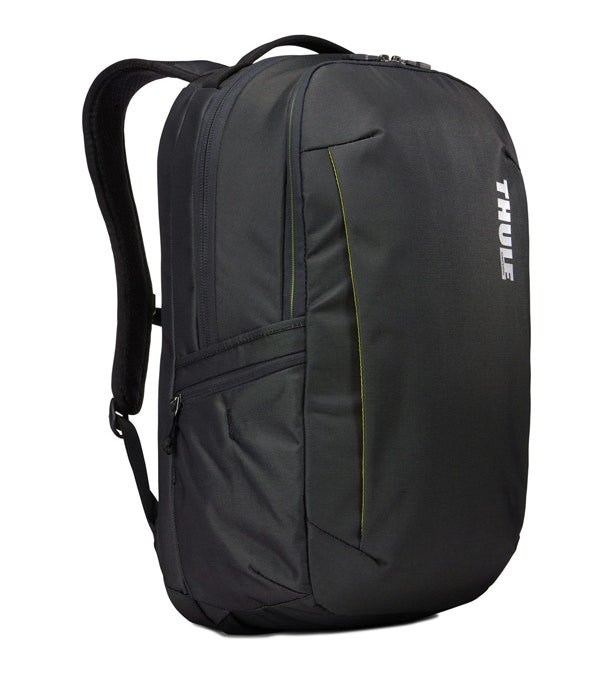 Functional travel backpack.