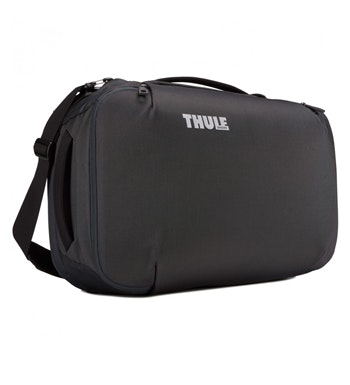 Versatile carry-on bag.