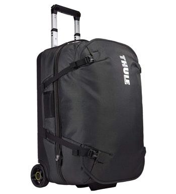 Versatile wheeled luggage.