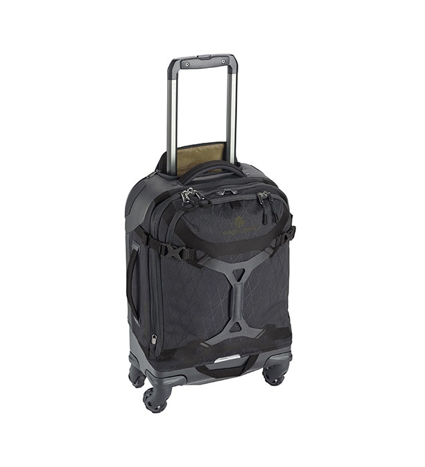 Eagle Gear Warrior 4 Wheel Int Carry On - Eagle Creek - Sustainably made, 4 wheeled hand-luggage bag.