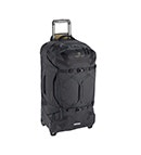 View Eagle Gear Warrior Wheel Duffel 95 Litre - Jet Black