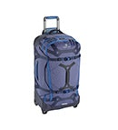 Viewing Eagle Gear Warrior Wheel Duffel 95 Litre - Eagle Creek - Sustainably made, lightweight, wheeled 95l duffel.