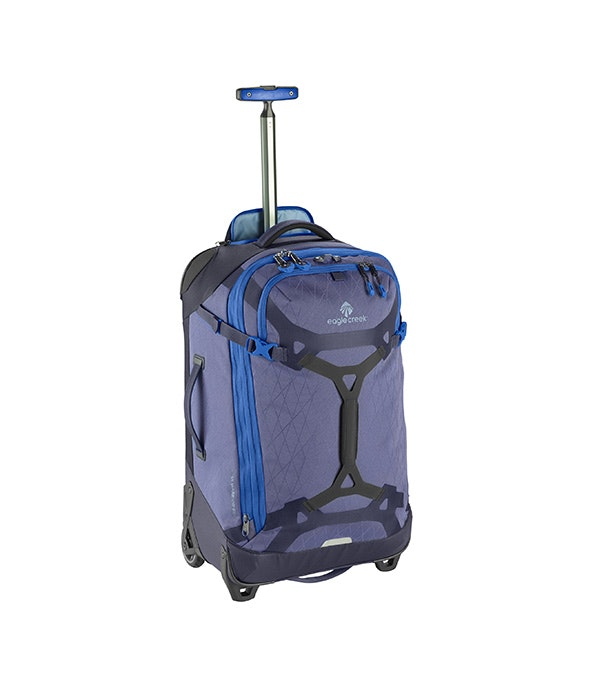 Eagle Gear Warrior Wheel Duffel 65 Litre - Eagle Creek - Sustainably made, lightweight wheeled 65l duffel.