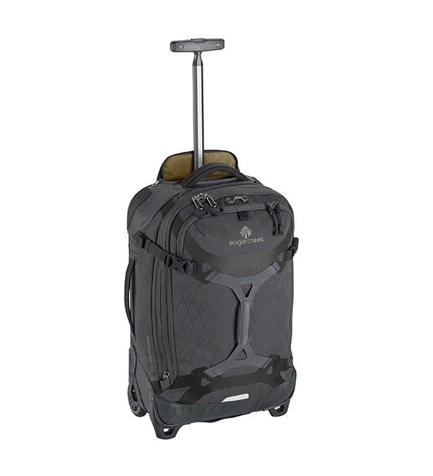 Eagle Gear Warrior Wheel Duffel Int Carry On - Eagle Creek - Sustainably made, hand-luggage size, wheeled duffel.