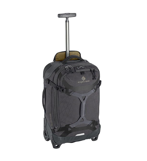 Eagle Gear Warrior Wheel Duffel Int Carry On - Eagle Creek - Sustainably made, hand-luggage size, wheeled duffel.