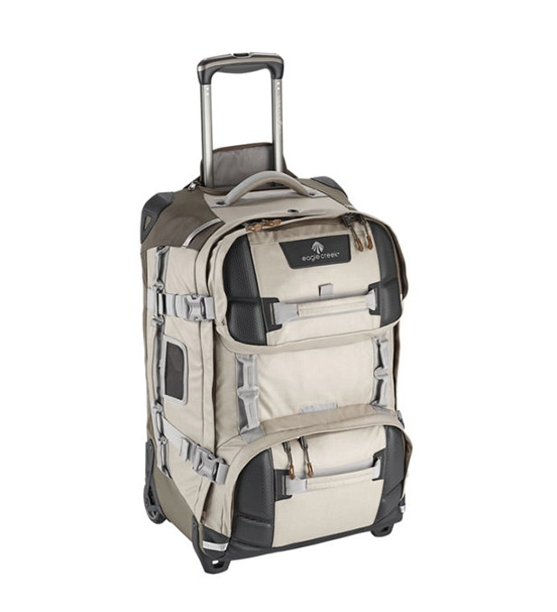 Eagle ORV Wheeled Duffel 80 Litre - Eagle Creek – Rugged, heavy-duty protection 80l duffel.