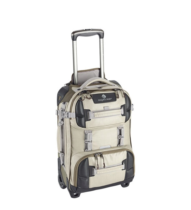 Eagle ORV Wheel Duffel Int Carry On - Eagle Creek – Rugged, heavy-duty protection in hand-luggage size.