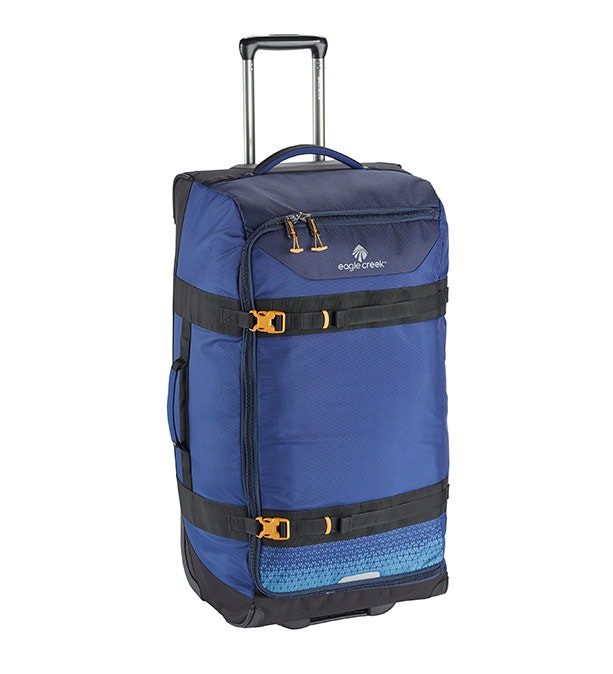 Eagle Expanse Wheeled Duffel 100 Litre - Eagle Creek – Stylish, 100l duffel with book-style opening.