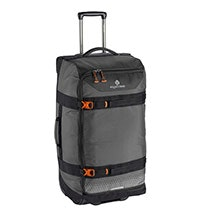 View Eagle Expanse Wheeled Duffel 100 Litre - Stone Grey
