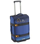 View Eagle Expanse Wheeled Duffel International Carry On - Twilight Blue