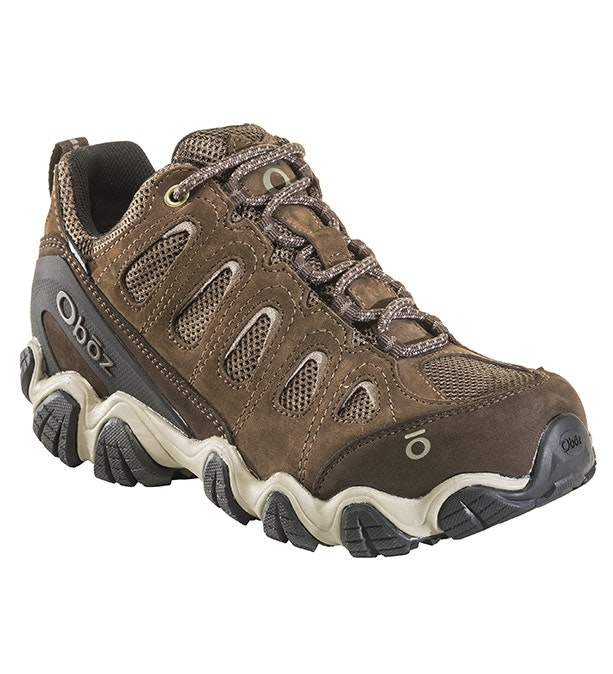 OBOZ Sawtooth II Low B Dry  - Rugged, waterproof trekking shoe.