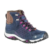 Rugged, waterproof walking boot.