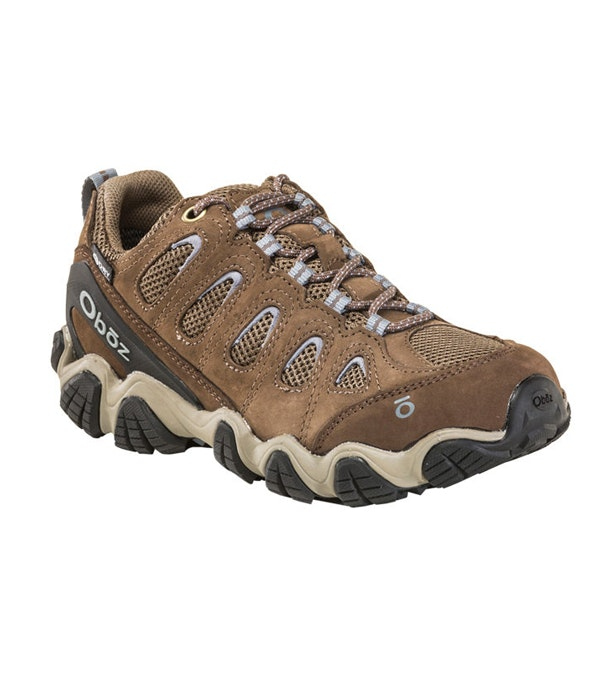072b840bcd1 Women's OBOZ Sawtooth II Low B Dry - Rugged, waterproof trekking shoe.
