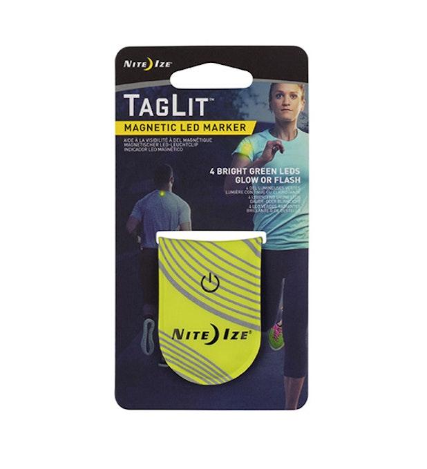 Taglit - Versatile reflective marker.